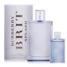 BURBERRY Brit splash海洋風格男性淡香水(100ml)送(5ML)【美麗購】