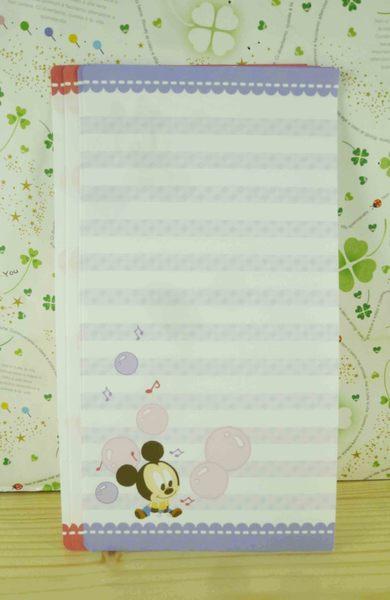 【震撼精品百貨】Micky Mouse_米奇/米妮 ~便條-藍寶寶