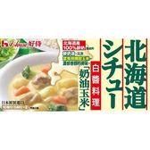 好侍北海道白醬料理塊(奶油玉米) 180g/盒【愛買】