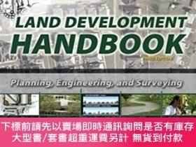 二手書博民逛書店Land罕見Development HandbookY464532 Dewberry Mcgraw-hill