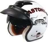 【東門城】ASTONE_SPORSTER_381G_K44_來自法國 3/4罩 經典復古安全帽