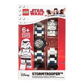免運費【 樂高積木 LEGO 】兒童手錶 - 星際大戰風暴士兵 Stormtrooper╭★ JOYBUS玩具百貨