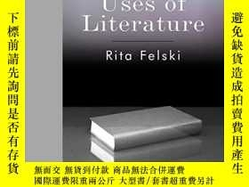 二手書博民逛書店Uses罕見Of Literature (blackwell Manifestos)Y255562 Rita