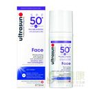 【ultrasun優佳】優佳護顏修護防曬乳SPF50+ PA++++(50ml/罐)x1罐