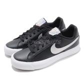 Nike 休閒鞋 Wmns Court Royale AC 灰 銀 七彩炫光 女鞋 男鞋 基本款 運動鞋【PUMP306】 AO2810-002