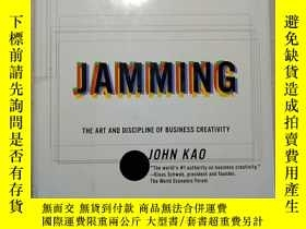 二手書博民逛書店Jamming:罕見The Art and Discipline