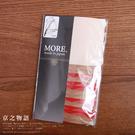 【京之物語】*特價出清*MORE日本製小腿處橫條紋女性彈性褲襪-膚色
