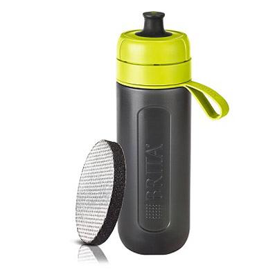 BRITA ill&Go Active 動濾水瓶 0.6L (綠色)