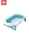 嬰兒洗澡盆寶寶折疊浴盆新生兒童用品家用洗澡桶大號抖音浴桶小孩 【優樂美】 YDL