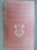 【書寶二手書T1/原文小說_MNW】The Vicar of Wakefield_Oliver Goldsmith