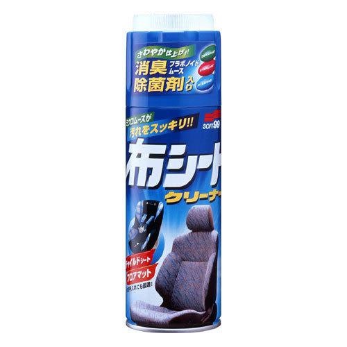 SOFT99 新布面乾洗劑