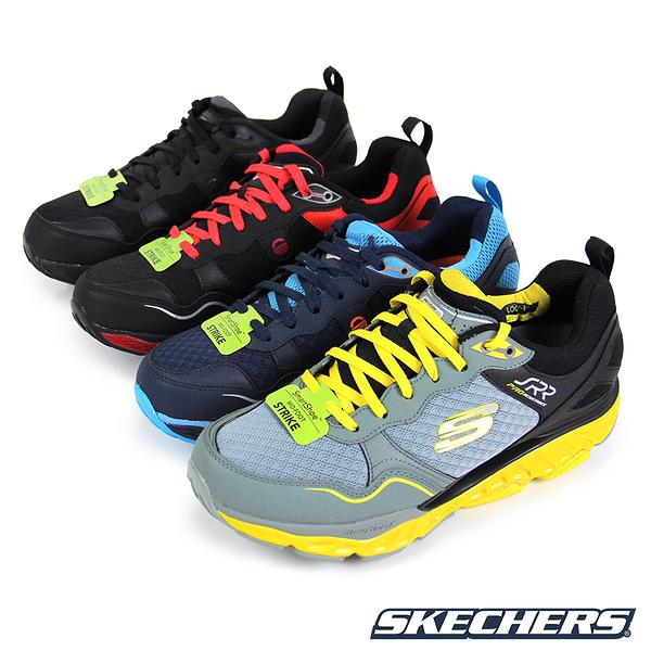 【SKECHERS】男跑步系列 SRR PRO RESISTANCE U37-19124   999124BBK/999124CCYL/999124NVLB/999124BKRD