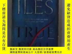 二手書博民逛書店英文原版罕見True Evil by Greg IlesY140