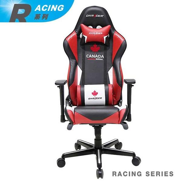 [DXRacer]OH/RH16/NRW/CANADA  高背式賽車椅設計  電競電腦椅R系列  適用於185cm以下/85kg以下