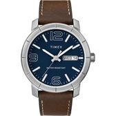 TIMEX 天美時 手錶(TXTW2R64200) 風格系列 男錶/44mm