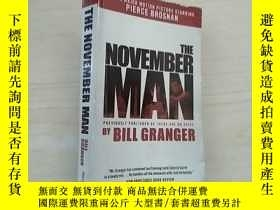 二手書博民逛書店The罕見November ManY23625 Bill Gra