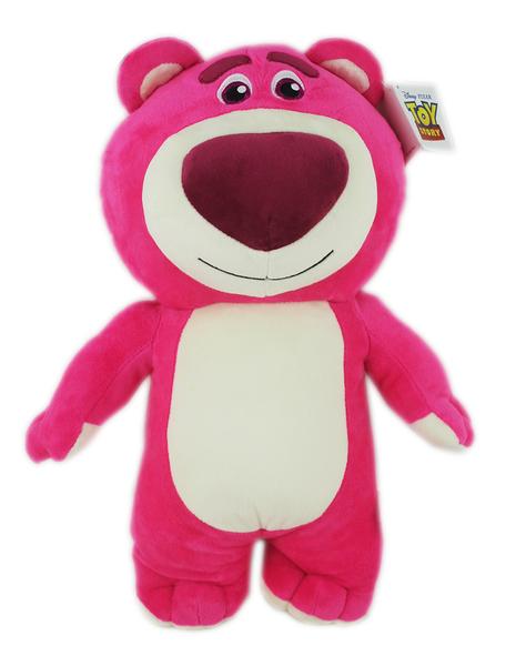 【卡漫城】 熊抱哥 玩偶 36cm 全身 ㊣版 布偶 絨毛娃娃 Lotso 玩具總動員 Toy Story Huggin