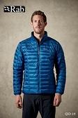 【速捷戶外】英國 Rab QIO-14 Altus Jacket 男暖雲纖維保暖立領外套(墨藍), 雪衣,登山,賞雪
