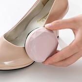 便攜式雙層海綿鞋擦 上光上油擦鞋器 鞋刷 (顏色隨機出貨)