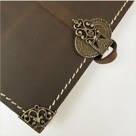 義大利 Bortoletti bc003 14x21cm 真皮書套 筆記本(L號)21501167746099 / 個