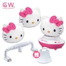 Hello Kitty 除濕超值組(3機...