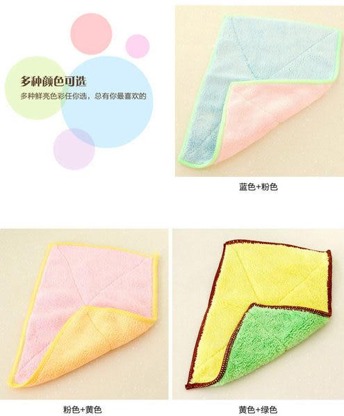 擦車巾 超細纖維 雙面吸水 洗碗巾 抹布 顏色隨機~4G手機