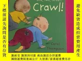 二手書博民逛書店罕見Crawl!Y178777 Carol Thompson Little Movers 出版2013