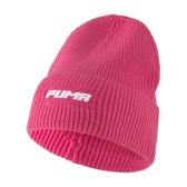 Puma Trend 毛帽 桃粉色 毛球 毛帽 男 女 毛帽 保暖 聖誕禮物 運動毛帽 02285002