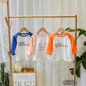 寶寶長袖t恤女童1-2-3歲春秋薄嬰兒衣服小兒童男上衣秋裝