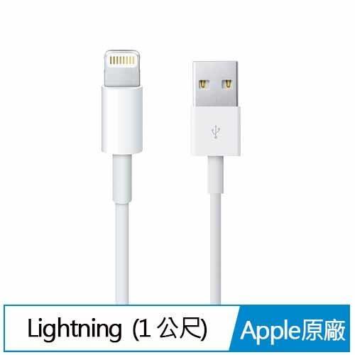 APPLE Lightning 對 USB 連接線 (1 公尺)