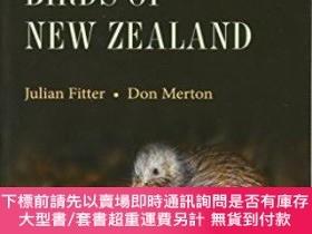 二手書博民逛書店A罕見Field Guide To The Birds Of New ZealandY255174 Julia