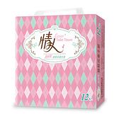 情人抽取衛生紙100抽12包【愛買】