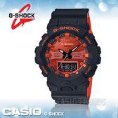 CASIO 手錶專賣店 G-SHOCK GA-800BR-1A 型男帥氣雙顯男錶 防水200米 GA-800BR
