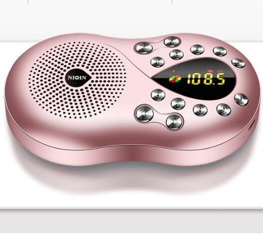 現貨清出-收音機力勤 Q5老年收音機老人迷你小音響插卡音箱便攜式 6-7