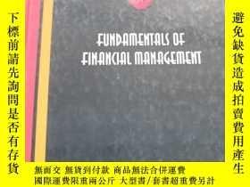 二手書博民逛書店Fundamentals罕見of Financial Management Eleventh Edition(財務