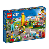 【LEGO 樂高 積木】LT-60234 City 城市 人偶套裝 People Pack 園遊會 Fun Fair
