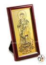 彌陀雷射金相框(15公分) 【十方佛教文物】
