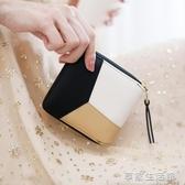 女士小錢包女短款 2018新款學生韓版可愛潮個性拉錬皮夾·享家生活館