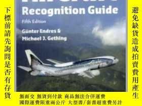 二手書博民逛書店Janes罕見Aircraft Recognition Guide Fifth Edition-Janes飛機識別