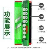 全館83折釣魚漂盒硅膠多功能三層漁具盒浮漂盒塑料子線盒主線盒三合一套裝