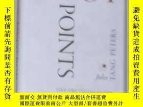 二手書博民逛書店英文原版罕見Pivot Points by Julia Tang