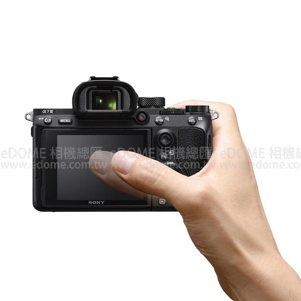 SONY a7 III BODY 單機身 (24期0利率 免運 公司貨) 全片幅 4K錄影 ILCE-7M3 A7M3 A73 微單眼數位相機