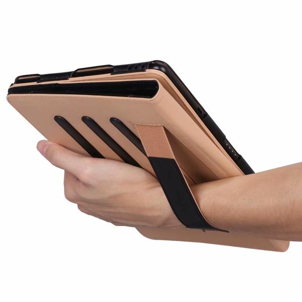 三星 Tab S4 10.5 T830 T835 商務前支架皮套 平板皮套 平板保護套 手托 三檔支架