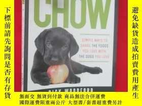 二手書博民逛書店Chow:罕見Simple Ways to Share the