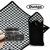 又敗家@Dustgo類單眼相機保護布無反光鏡相機包裹布(30*30cm)防刮防震布保護布相機包布鏡頭包布