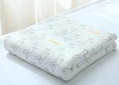 120公分兒童毛巾被幼兒園純棉夏季寶寶蓋毯嬰兒薄毯子大浴巾午睡小毛毯子