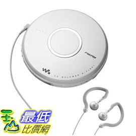 [106二手良品] 便攜式隨身聽 Sony DFJ041 Portable Walkman CD Player with Tuner Discontinued by