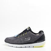 Skechers  運動系列 Flex Advantage 3.0 寬楦慢跑鞋 男 大尺碼 52957WGYBK