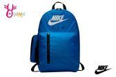 NIKE ELEMENTAL 後背包 運動背包 學生背包 筆電包(附筆袋) A0464#藍色◆OSOME奧森童鞋
