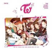 TWICE THE STORY BEGINS CD附DVD (OS小舖)